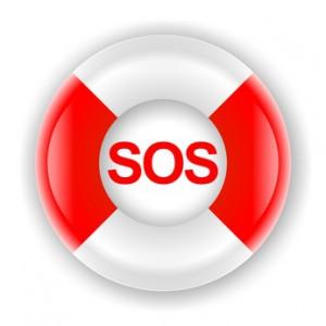 SOS - Rettungsring